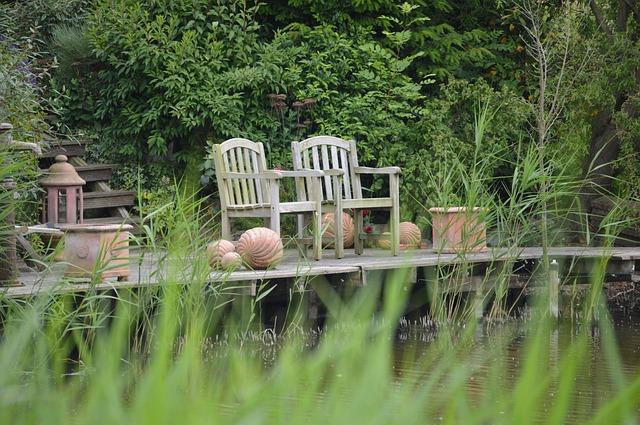 Gartenmöbel Kissen