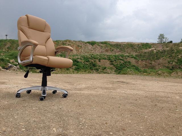Bürostuhl Sitzkissen